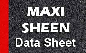 Pro-ma Maxi Sheen Data Sheet