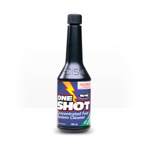 Pro-ma One Shot Concentrated Fuel System Cleaner