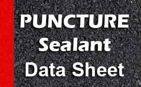 Pro-ma Puncture Sealant Data Sheet